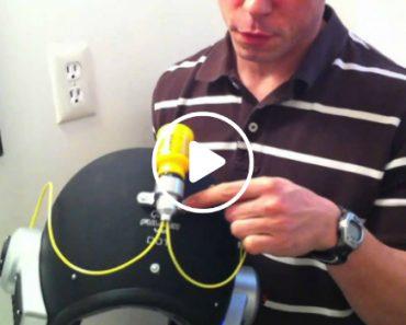 The Shaving Helmet 1