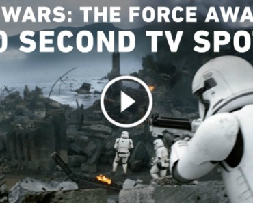 Star Wars: The Force Awakens 60 Second TV Spot 6