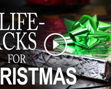 10 Life Hacks You Need To Know For Christmas 1