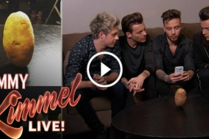 One Direction Makes a Potato Very Famous…Seriously 9