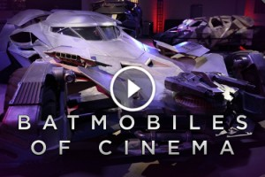 Check Out All The Batmobiles Of Cinema 10
