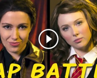 Katniss VS Hermione Granger Rap Battle 7