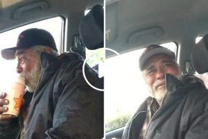 Homeless Man Left In Tears After Good Samaritan Act 11