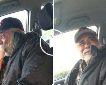 Homeless Man Left In Tears After Good Samaritan Act 8