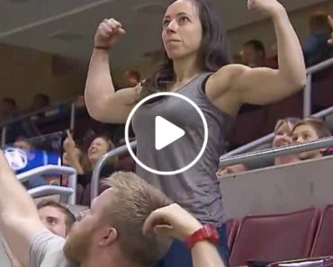 Man Gets Unexpected Surprise After Flexing On Camera 6