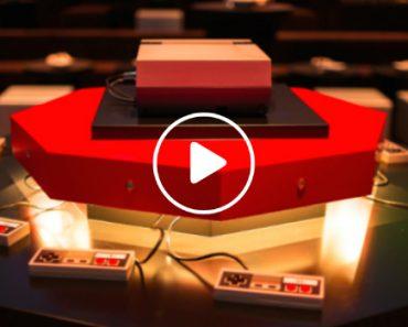 "This 360 Degree 8-bit Version Of ""Super Mario Bros"" Is Mesmerizing 6"