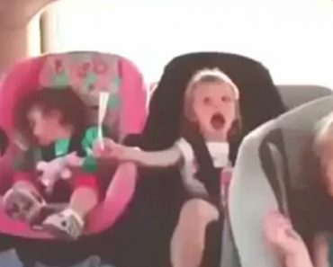 This Little Girl Is Sound Asleep. Now, Watch What Happens When Mom Plays Her Favorite Song 8