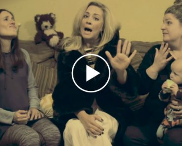 """""""Hello From The Mother Side"""": See Stressed-Out Mom's Hilarious Adele Parody 7"""