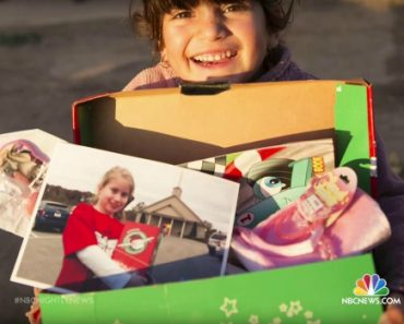 The Extraordinary Way One 10-Year-Old Is Bringing Christmas To Others 9