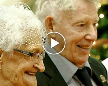 """Couple Says """"I do"""" Again, Exactly 70 Years Later 8"""