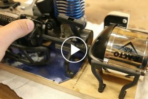 Nitro Engine Powered Pencil Sharpener 12
