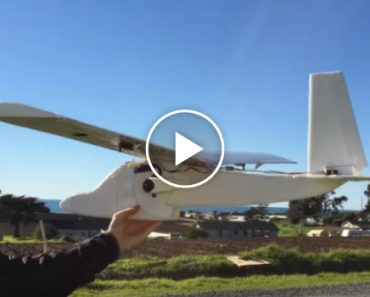 Nerd Builds Remote Control Airplane From Heater Parts 2