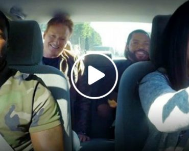 Ice Cube, Kevin Hart And Conan O'Brien Torment a Student Driver 1