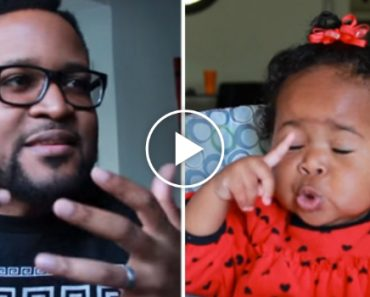 You've Got To See This Hysterical Interview Between a Dad And His 14-Month-Old 5