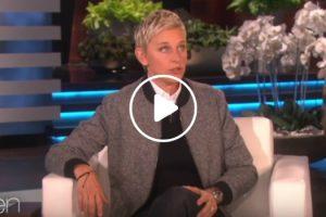 """Ellen DeGeneres Announces Her New Adorable """"Kid"""" 10"""