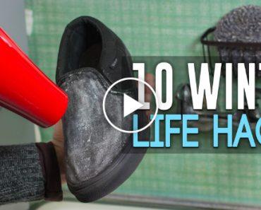 10 Amazing Winter Life Hacks 9