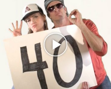 Holderness Family Celebrates The Joy Of Turning 40 With Hilarious Bieber Parody 7