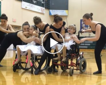 Inspirational Wheelchair Dance 3