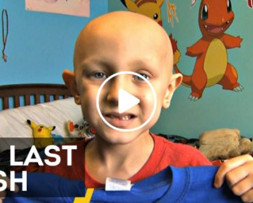 The Last Wish Of An 8 Year Old Boy With Incurable Cancer 9