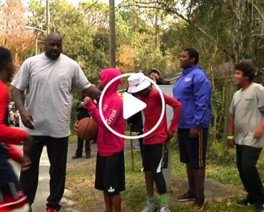 "The Rematch: GPD ""Basketball Cop"" Brings HUGE Backup As Promised To Street Basketball Game 6"