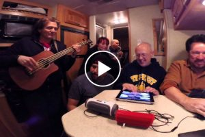 A Band Has Been Stuck On a Highway For 18 Hours, This Is The Song They Made 9