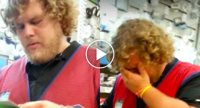 When This Guy Walked Up To His Brother At Work, He Never Expected To Hear This 11