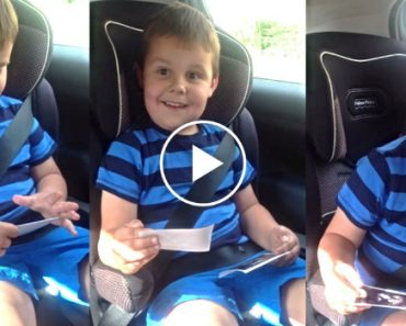 5 Year Old British Boy Cannot Contain His Excitement About Becoming a Big Brother 3