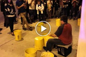 Awesome Street Performer 11