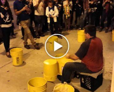Awesome Street Performer 7