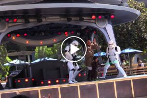 Jedi Training Academy Cutest and Funniest Moment At Disneyland 11