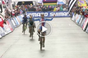 Premature Elation: Cyclist Starts Celebrating Before The Race Is Over 10