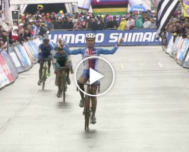 Premature Elation: Cyclist Starts Celebrating Before The Race Is Over 4
