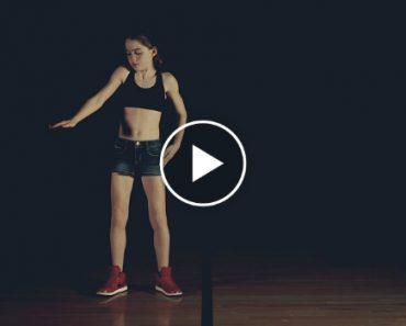 12-Year-Old Learned To Dance Watching YouTube For 8 Months. Wait Until You See Her Moves 6
