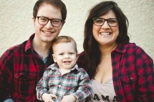 Dad Thinks Of Best Way Ever To Keep Working Mom From Missing Their Baby 10