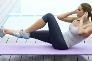 An Ideal Ten-Minute Workout To Give You The Perfect Stomach 10