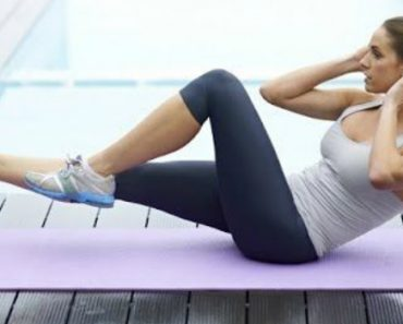 An Ideal Ten-Minute Workout To Give You The Perfect Stomach 5