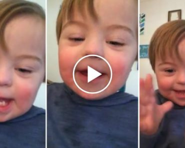 This Boy Was Practicing His ABCs, And His Reaction To One Letter Is Priceless 9