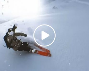 Ski Fanatic Creates Astonishing 360-Degree Video Swinging iPhone Above His Head 1
