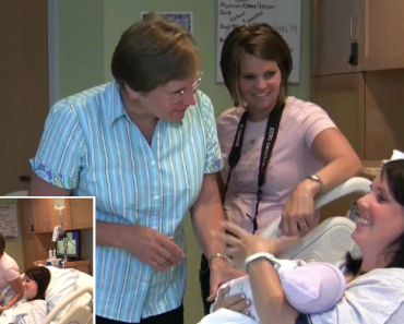 The Clean Cut: Couple Surprises Family After Baby's Birth 2
