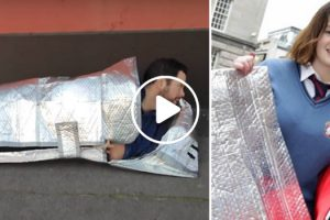 How a 15-year-old's Invention Is Saving Lives On The Streets Of Dublin 11
