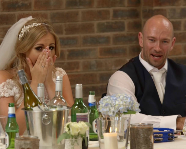 This Maid Of Honour Just Gave The Best Wedding Toast We've Ever Seen 5