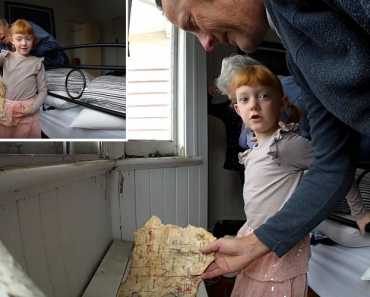 6 Year Old Finds Treasure In Secret Room 8