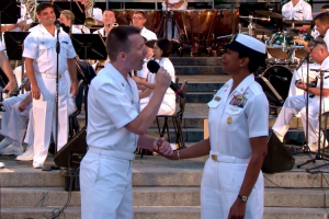 Singing Sailors Will Blow You Away With Their Magical Moves 11