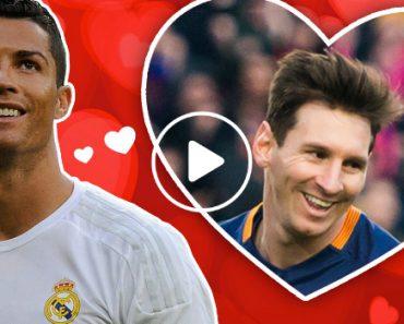 Epic Cristiano Ronaldo Parody: Leo Messi, Be My Valentine! 6