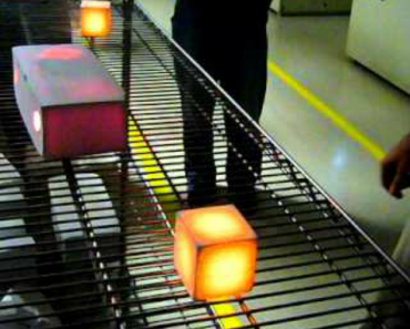 You Can Touch This 2200 Degree Cube Seconds After Removing From An Oven 2