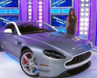 The Price Is Right Contestant Wins Aston Martin 1