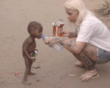 Aid Worker Saves Nigerian Boy Accused Of Being a Witch 5