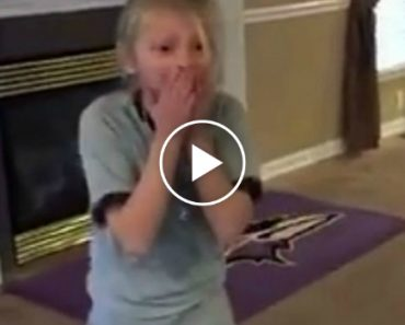 Little Girl's Reaction To Getting A Rescue Dog Is Guaranteed To Have You Smiling 7