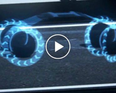 Spherical Tire Takes Autonomous Cars Sideways Into The Future 1