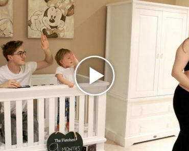 Singer Tom Fletcher And His Family Share a Precious Pregnancy Time-Lapse 2